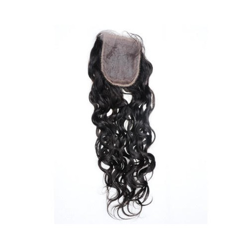 Silk Closure Curly