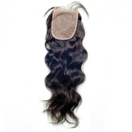 Silk Closure Wavy